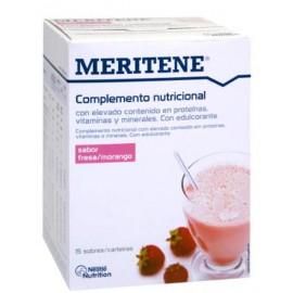 Meritene - (30 G 15 Sobres Fresa)