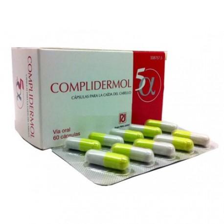 Complidermol 5alfa - (60 Caps)