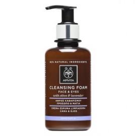 Apivita Cleansing Crema Espuma