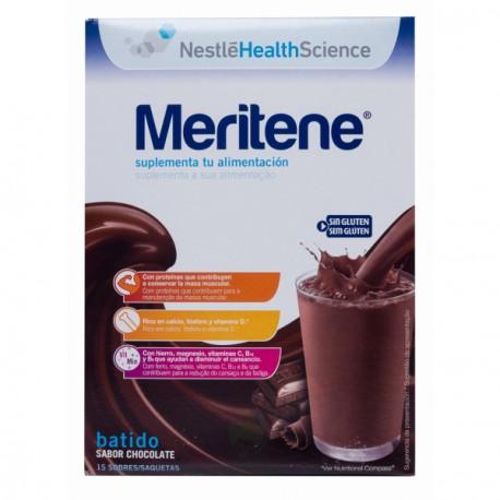 Meritene - (30 G 15 Sobres Chocolate)
