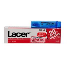 Lacer Pasta 150 Ml+ Kit Viaje