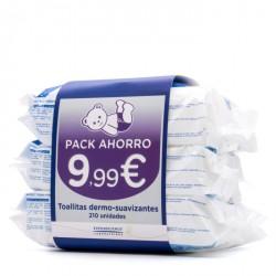 Mustela Toallitas Pack Ahorro 210 Uni