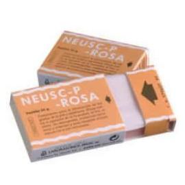 Neusc-p Rosa Pastilla Grasa - (24 G)