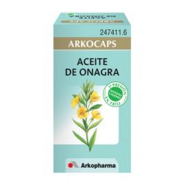 Onagra Aceite Arkocaps - (50 Perlas)