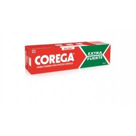Corega Ultra Crema Extra Fuerte - Adhesivo Protesis Dental (75 Ml)