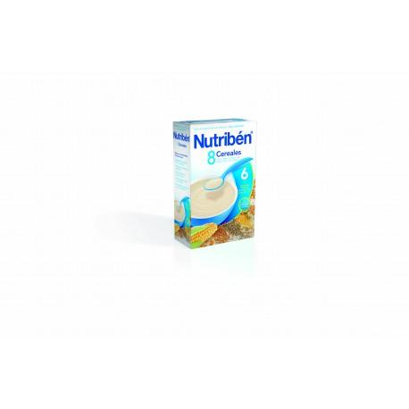 Nutriben 8 Cereales - (600 G)
